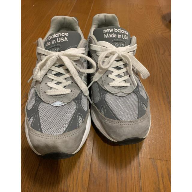 New Balance(ニューバランス)のニューバランス 993  メンズの靴/シューズ(スニーカー)の商品写真