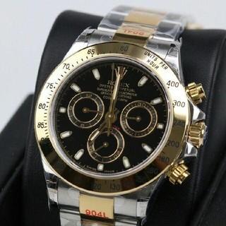 430 - 【限定プロモーション】爆発的な熱い販売!☆ロレックス☆ ☆☆メンズ☆腕時計☆6
