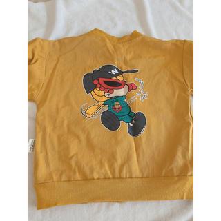 ヒステリックミニ(HYSTERIC MINI)の韓国子供服 ヒスミニ サイズ110〜120(ジャケット/上着)