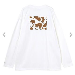 バブルス(Bubbles)のmelt the lady Tシャツ(Tシャツ(長袖/七分))