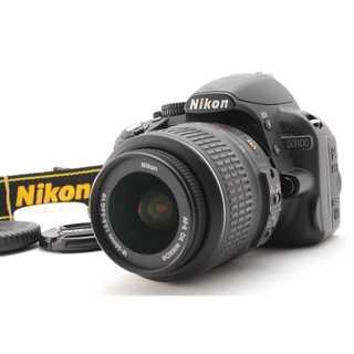 ★ WiFiSDでスマホ転送OK! Nikon D3100 レンズセット ★(デジタル一眼)