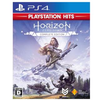 プレイステーション4(PlayStation4)のHorizon Zero Dawn Complete Edition(家庭用ゲームソフト)