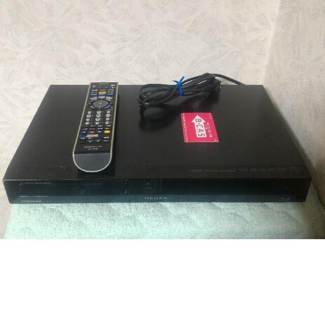 東芝(トウシバ)の東芝 D-BZ510 W録 スマホ/家電/カメラのテレビ/映像機器(ブルーレイレコーダー)の商品写真