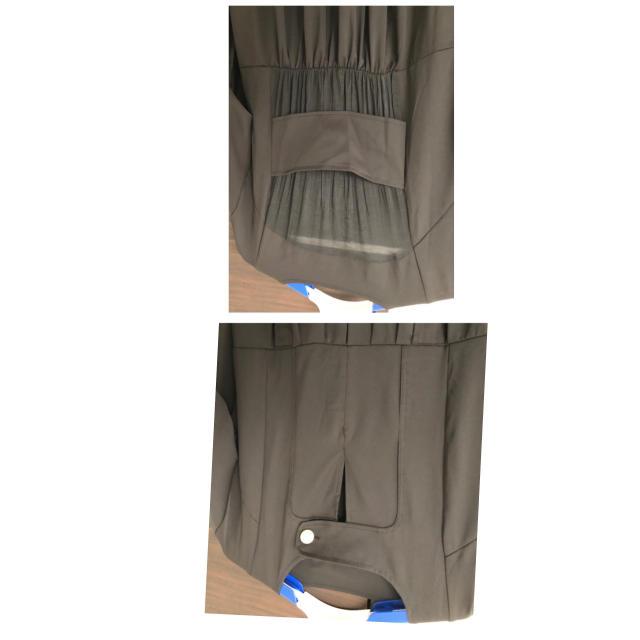 Ameri VINTAGE(アメリヴィンテージ)のデザインワンピース  ブラック  極品❣️期間限定お値下げ❣️ レディースのワンピース(ロングワンピース/マキシワンピース)の商品写真