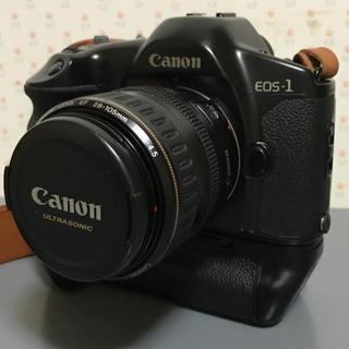 キヤノン(Canon)のcanon  EOS-1(フィルムカメラ)
