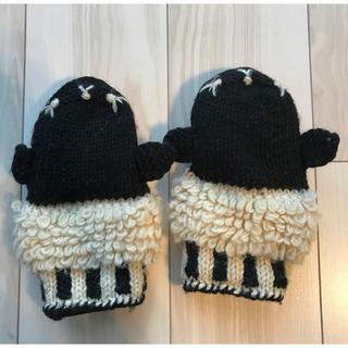 ビームスボーイ(BEAMS BOY)のビームスボーイ 裏起毛 羊の手袋(手袋)