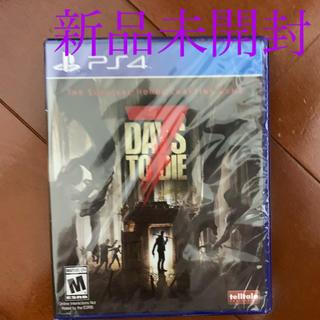 プレイステーション4(PlayStation4)の7 days to die 北米版(家庭用ゲームソフト)