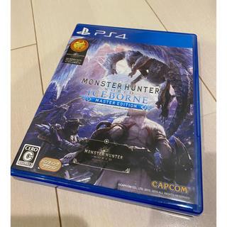 プレイステーション4(PlayStation4)のモンスターハンターワールド アイスボーン PS4(家庭用ゲームソフト)
