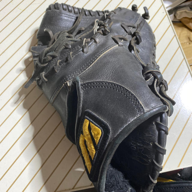 ミズノ  ミズノプロ  ファーストミット スポーツ/アウトドアの野球(グローブ)の商品写真