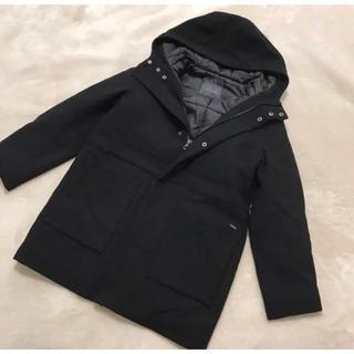 ZARA  KIDS コート 黒 サイズ9  134cm