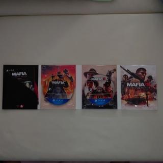 マフィア トリロジーパック PS4(家庭用ゲームソフト)
