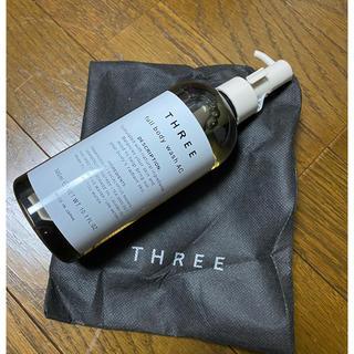 スリー(THREE)の【新品未使用】THREE フルボディ ウォッシュ AC 300ml(ボディソープ/石鹸)