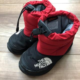 ザノースフェイス(THE NORTH FACE)のノースフェイス ヌプシ 19cm (ブーツ)