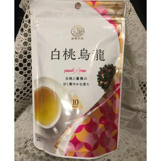 白桃烏龍茶 ティーパック 10包(茶)
