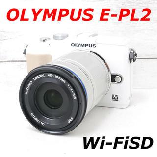 OLYMPUS - ❤️望遠レンズセット❤️スマホ転送❤️OLYMPUS E-PL2