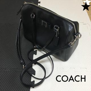 COACH - 【正規品】COACH  コーチ レザー 2way ショルダー