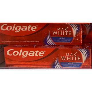 クレスト(Crest)のColgate コルゲート MAX WHITE OPTIC(歯磨き粉)