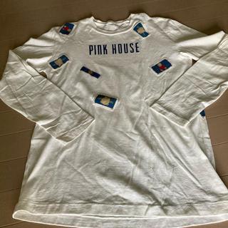ピンクハウス(PINK HOUSE)のピンクハウスロンTシャツ最終価格(Tシャツ(長袖/七分))