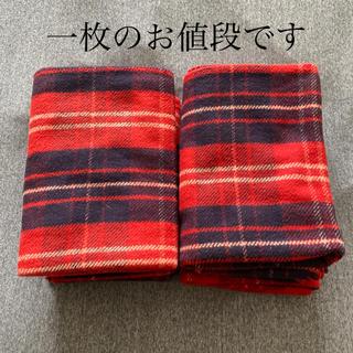 ムジルシリョウヒン(MUJI (無印良品))の 無印良品 膝掛けブランケット  コットン 毛布 (毛布)