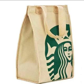 Starbucks Coffee - 【即購入大歓迎】スターバックス 保冷・保温 コンパクトトートバッグ