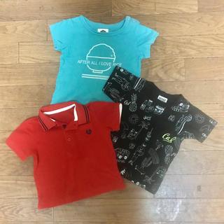 コムサイズム(COMME CA ISM)のCOMME CA ISM F.O KIDS Tシャツ 80 3点(Tシャツ)