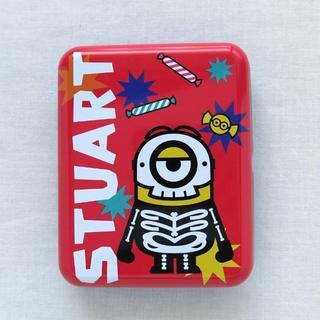 ミニオン(ミニオン)のミニオン スチュアート 缶ケース(小物入れ)