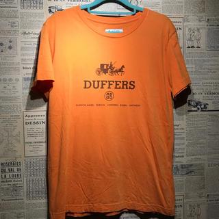 ザダファーオブセントジョージ(The DUFFER of ST.GEORGE)のThe DUFFER of St.GEORGE Tシャツ サイズL(Tシャツ/カットソー(半袖/袖なし))