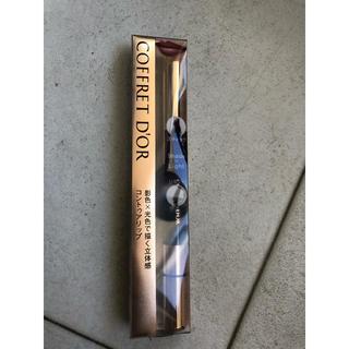 コフレドール(COFFRET D'OR)のコフレドール コントゥアリップデュオ 06シアーブラック  新品W(リップグロス)