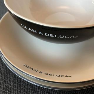 ディーンアンドデルーカ(DEAN & DELUCA)のDEAN & DELUCA ケーキプレート シリアルボール セット(食器)