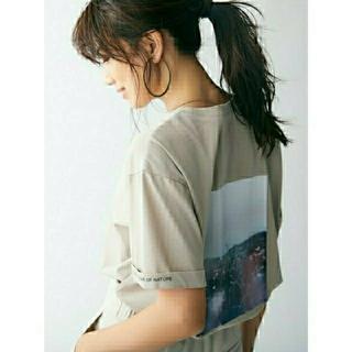 ミラオーウェン(Mila Owen)の新品未使用 Mila Owen Tシャツ (Tシャツ(半袖/袖なし))