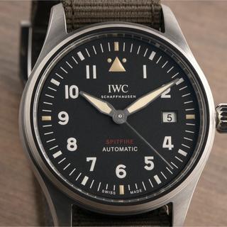 インターナショナルウォッチカンパニー(IWC)のIW326801 - パイロット・ウォッチ・オートマティック ・スピットファイア(腕時計(アナログ))