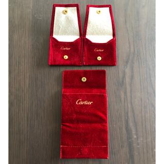 カルティエ(Cartier)のななちゃん様専用 カルティエ 携帯ケース リングケース 3枚セット ♪(その他)