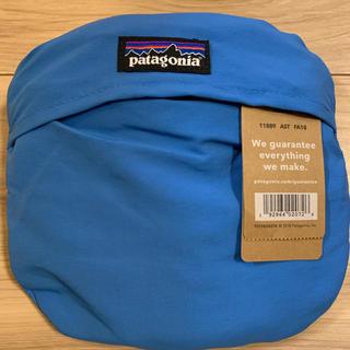 パタゴニア(patagonia)の直営店限定☆パタゴニア Carry Ya'll Bag エコバック ブルー(エコバッグ)
