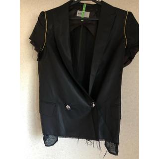 カラー(kolor)のkolor半袖ジャケット(テーラードジャケット)
