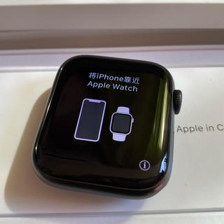 Apple Watch - Apple Watch Series5 スペースグレイ アルミニウムケース