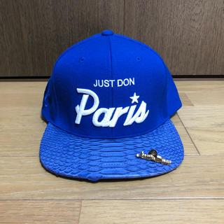 ミッチェルアンドネス(MITCHELL & NESS)のJust Don Paris パリ限定モデル(キャップ)
