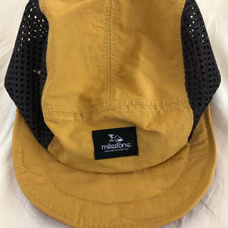 マイルストーン(milestone)のうーやんさん専用 milestone original cap(ランニング/ジョギング)