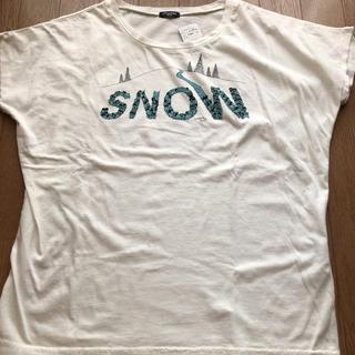マーブル(marble)の新品未使用 マーブルシュッド  snow Tシャツ(Tシャツ(半袖/袖なし))