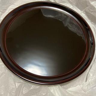 山中木製漆器 お盆 (漆芸)