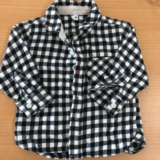 ムジルシリョウヒン(MUJI (無印良品))の無印良品のシャツ(ブラウス)