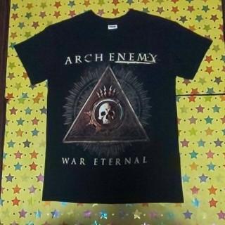 アンビル(Anvil)の美品anvilバンドTシャツ(Tシャツ/カットソー(半袖/袖なし))