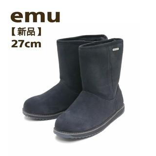 エミュー(EMU)のEMU エミュー ムートンブーツ シープスキン メンズムートンブーツ 新品 27(ブーツ)