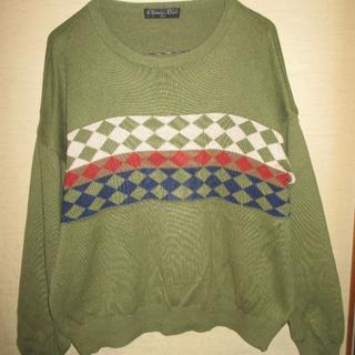 クリスチャンディオール(Christian Dior)のChristian Dior セーター  サイズ M(ニット/セーター)