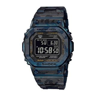ジーショック(G-SHOCK)のGMW-B5000TCF-2JR G-SHOCK フルメタルチタン カモフラ迷彩(腕時計(デジタル))