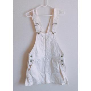 ローリーズファーム(LOWRYS FARM)のサロペットスカート(サロペット/オーバーオール)