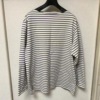 コモリ(COMOLI)の【2020ss】comoli コモリ size3(Tシャツ/カットソー(七分/長袖))