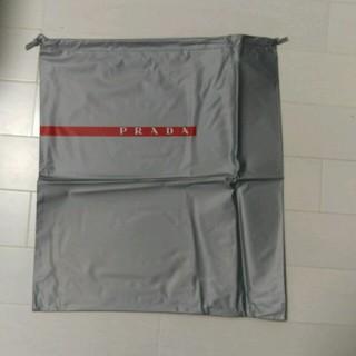 プラダ(PRADA)の【未使用】PRADA シューズ袋(その他)