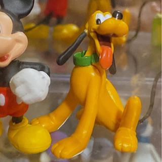 カイヨウドウ(海洋堂)のチョコパーティー ディズニー part1 ミッキー プルート 未開封 フィギュア(キャラクターグッズ)