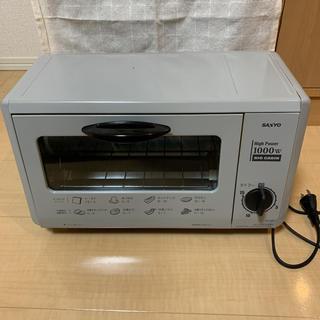サンヨー(SANYO)のSANYO サンヨー オーブントースター(調理機器)