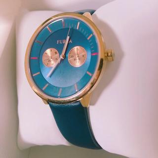 フルラ(Furla)の【限定SALE中】FURLA/メトロポリス美品時計(腕時計)